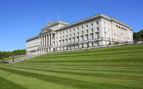 Stormont - Northern Ireland Assembly - cc