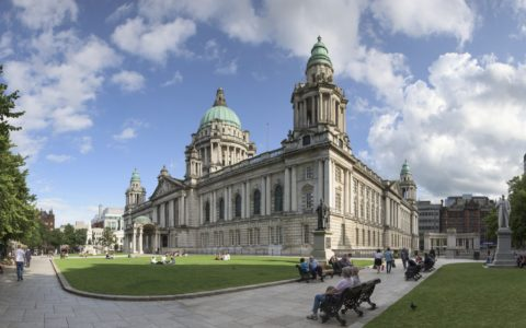 The Belfast City Hall - John Miskelly Photography - cc