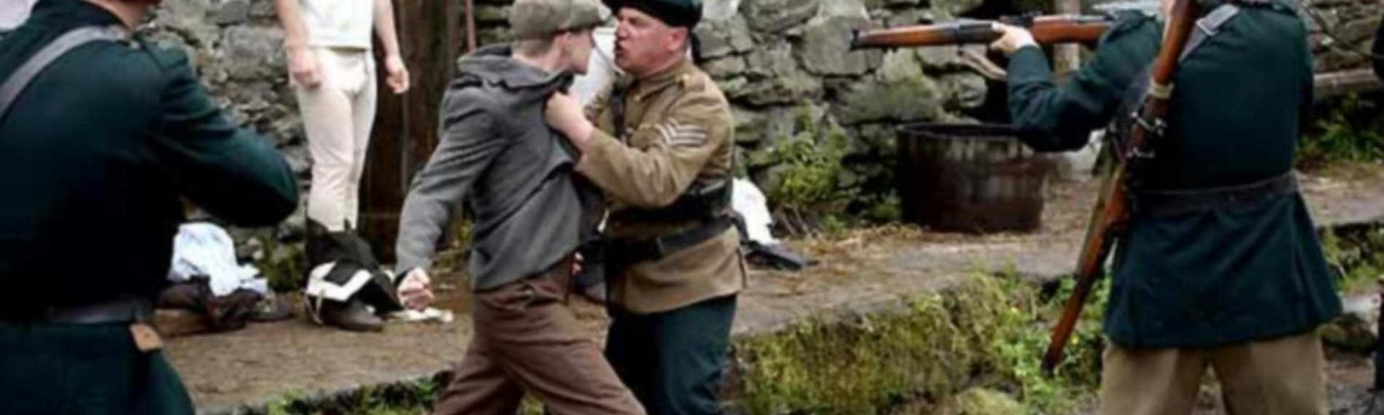 Black and Tans featured in Ken Loach's film
