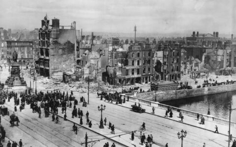 Dublin War of Independence - Public Domain