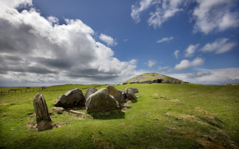 Loughcrew Cairns - Michael Foley - cc