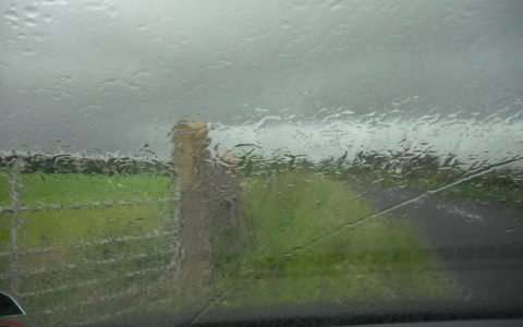 A rainy day in Ireland - Lucy Fisher - cc