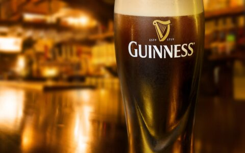 A Guinness - © venge – stock.adobe.com