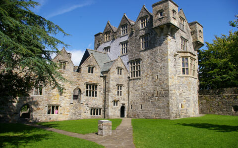 Donegal Castle - Hec Tate - cc