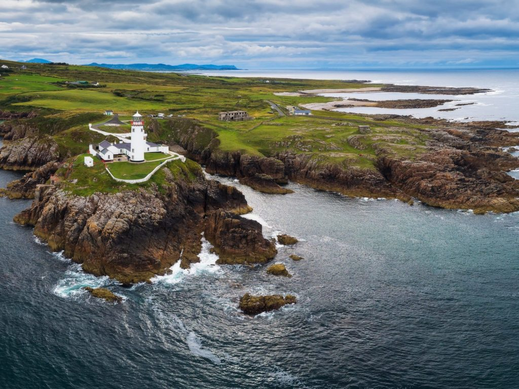 Fanad Head Lighthouse - © Nick Fox
