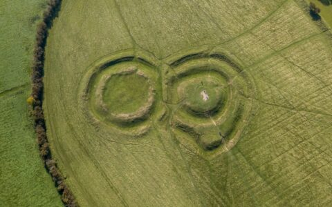 Hill of Tara - © Ire DronePhotography
