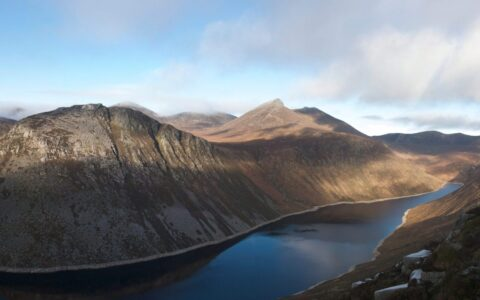 The Silent Valley and the Mourne Mountains - Philip Milne - cc