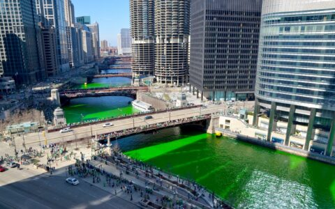 La Chicago river - Ian Freimuth - cc