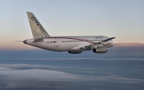 Cityjet - SuperJet International - cc