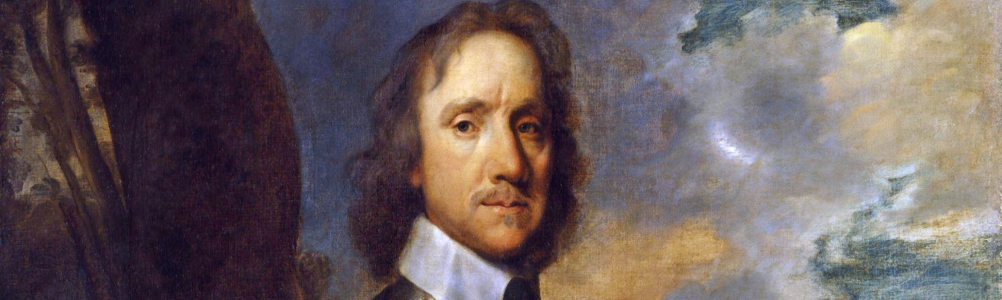 Oliver Cromwell - Public domain