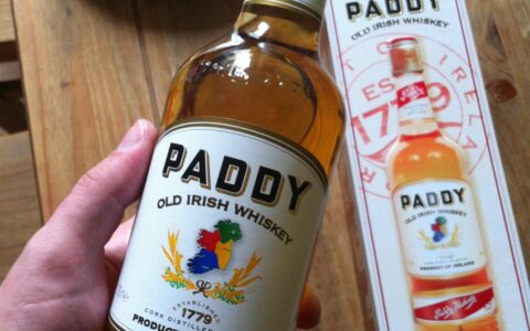 Paddy whiskey - DM - cc
