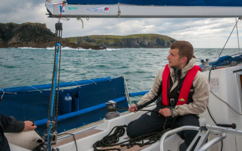 Sailing in Ireland - Francesco Crippa - cc