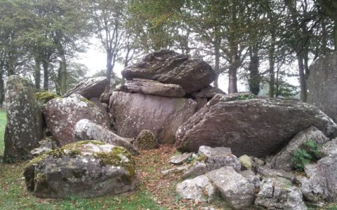 Labbacallee Wedge Tomb - VisionsofthePast - cc