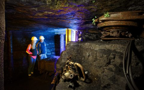 Arigna Mining Experience - Fennell Photography