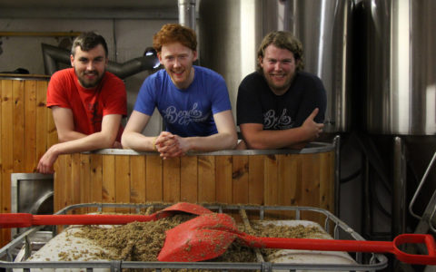 Galway Bay Brewery et ses gérants - Chris Sloan - cc