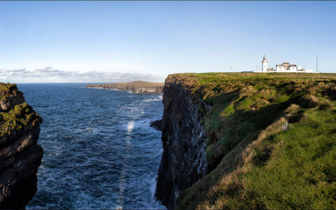Loop Head Lighthouse - John Finn - cc