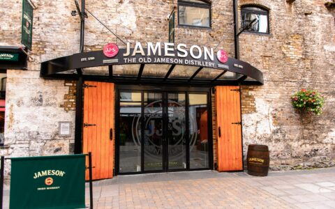 Old Jameson Distillery - Thomas de Leeuw - cc