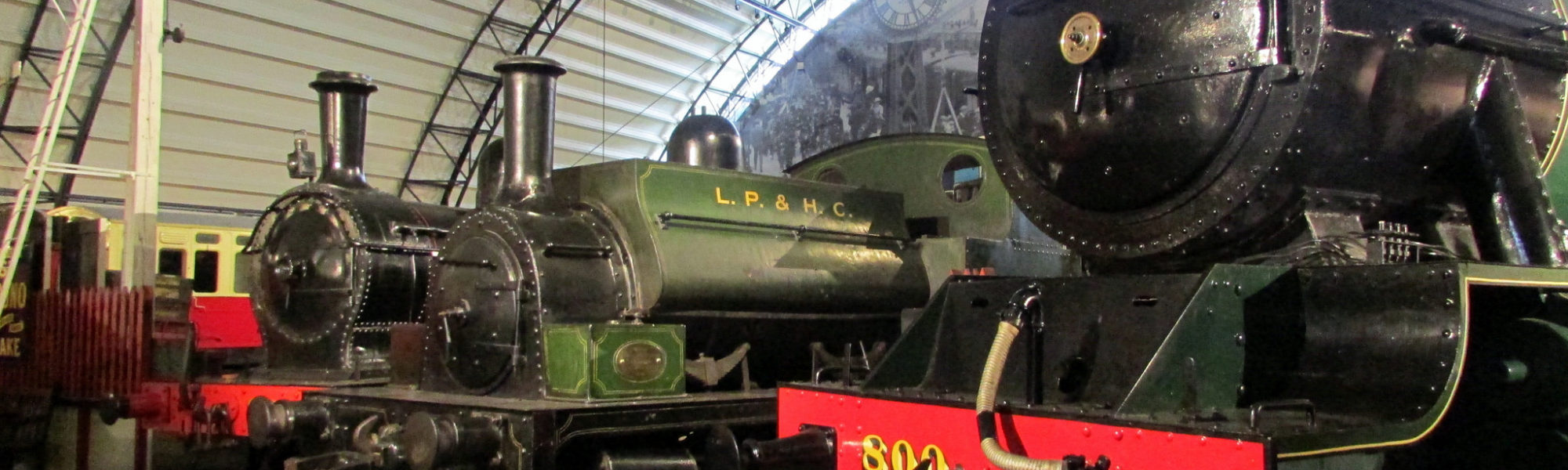 Ulster Folk and Transport Museum - Reading Tom - cc