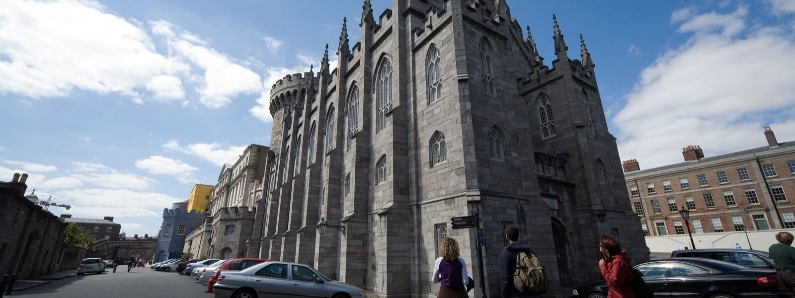 Dublin Castle - informatique - cc