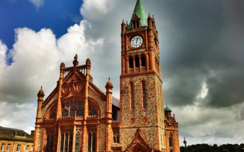 Guildhall, Derry - Jeff and Neda Fields - cc