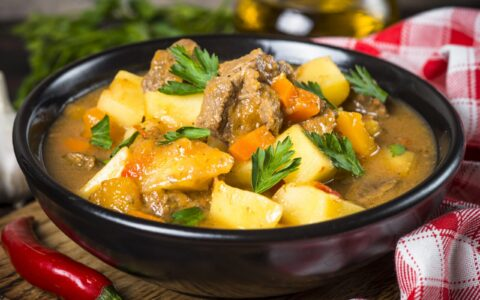 The Irish Stew