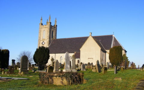 St. Patrick's Church of Newry - Cmcgrath62 - cc