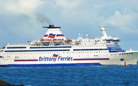 Brittany Ferries - Mike Cattell - cc