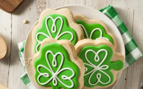 St. Patrick's Day cookies - bhofack2