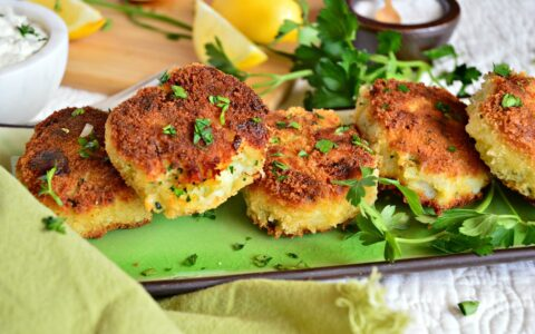 Irish fish cakes - https://thisishowicook.com