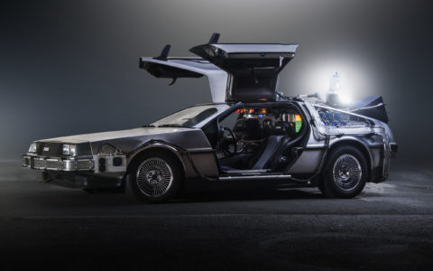 The Delorean - Terabass - cc