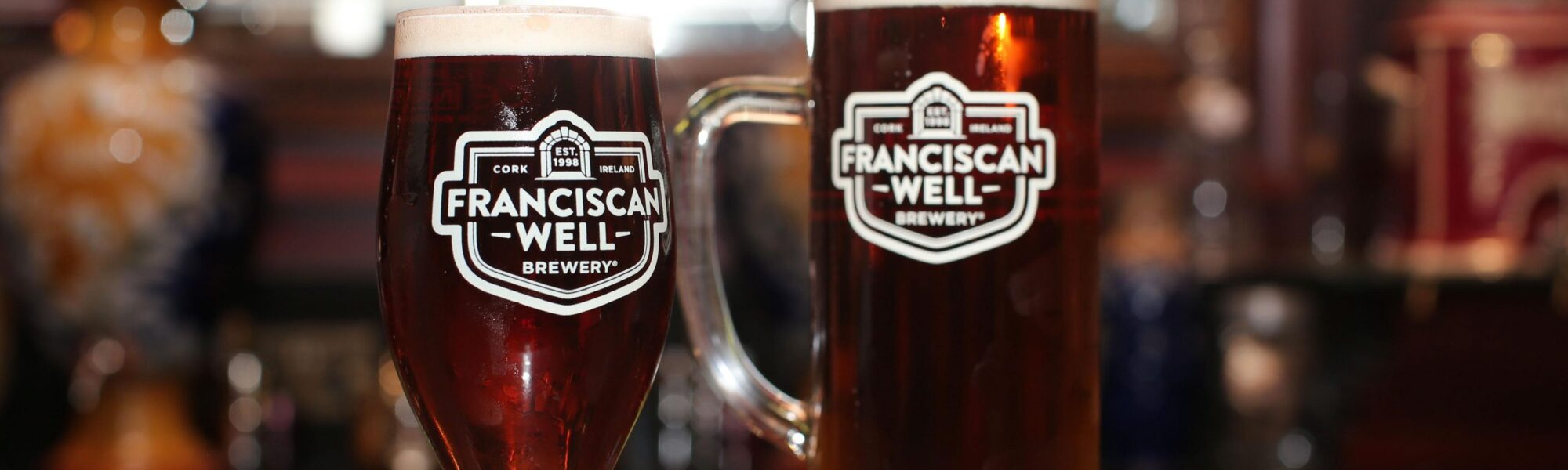 Franciscan Well Brewery Beers - http://www.duffyrafferty.com