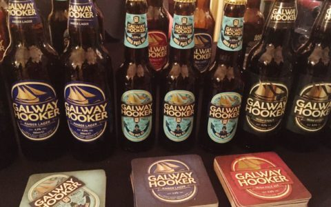 Galway Hooker beers - http://connieconsumes.com