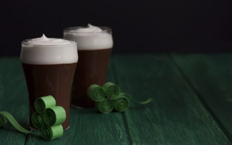 Du Guinness Pudding - epicurious.com