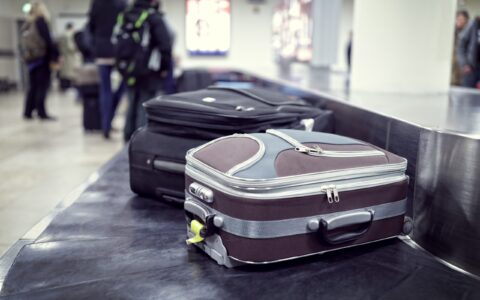 Luggage at the airport - BrianAJackson