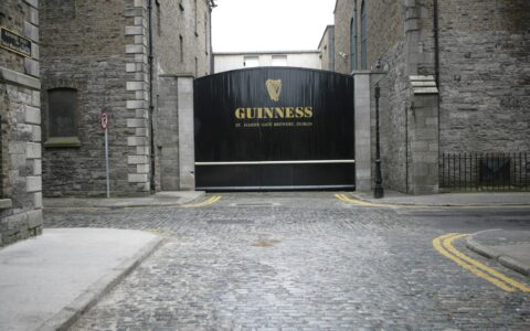 St James Gate, Dublin - DRTA