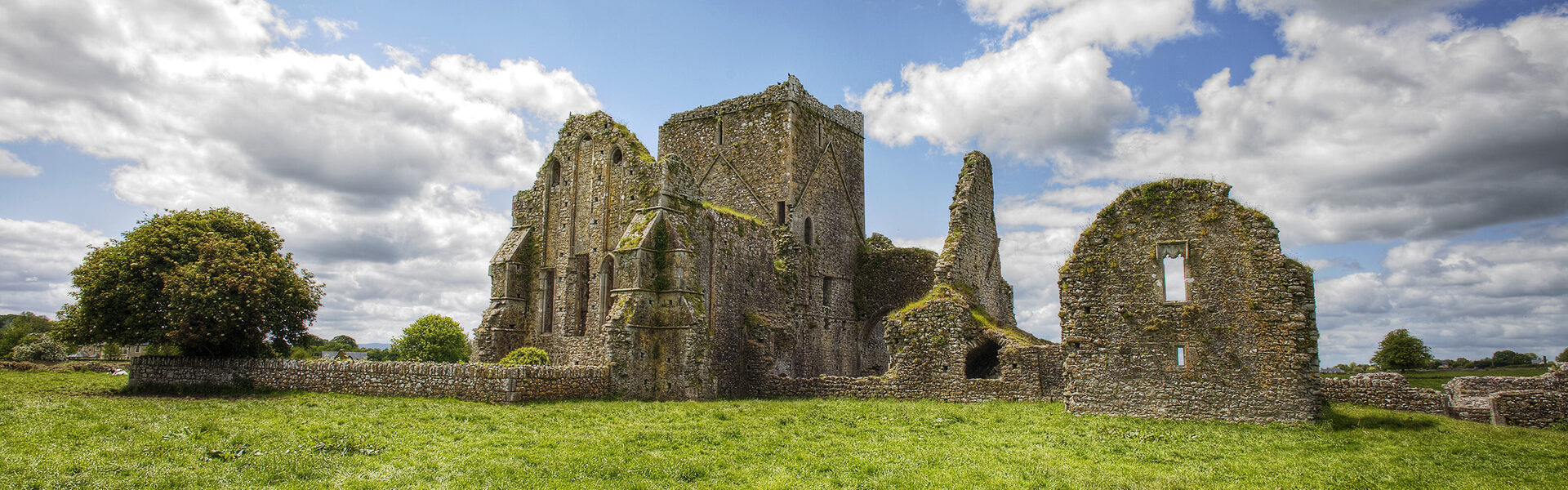 The Hore Abbey - Matthew and Heather - cc