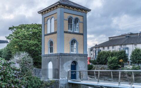 The Galway Fisheries Watchtower Museum
