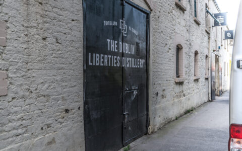 Entrance to the Dublin Liberties Distillery - William Murphy - cc