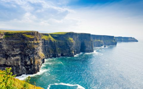 Spectacular Cliffs of Moher - © Irina Schmidt