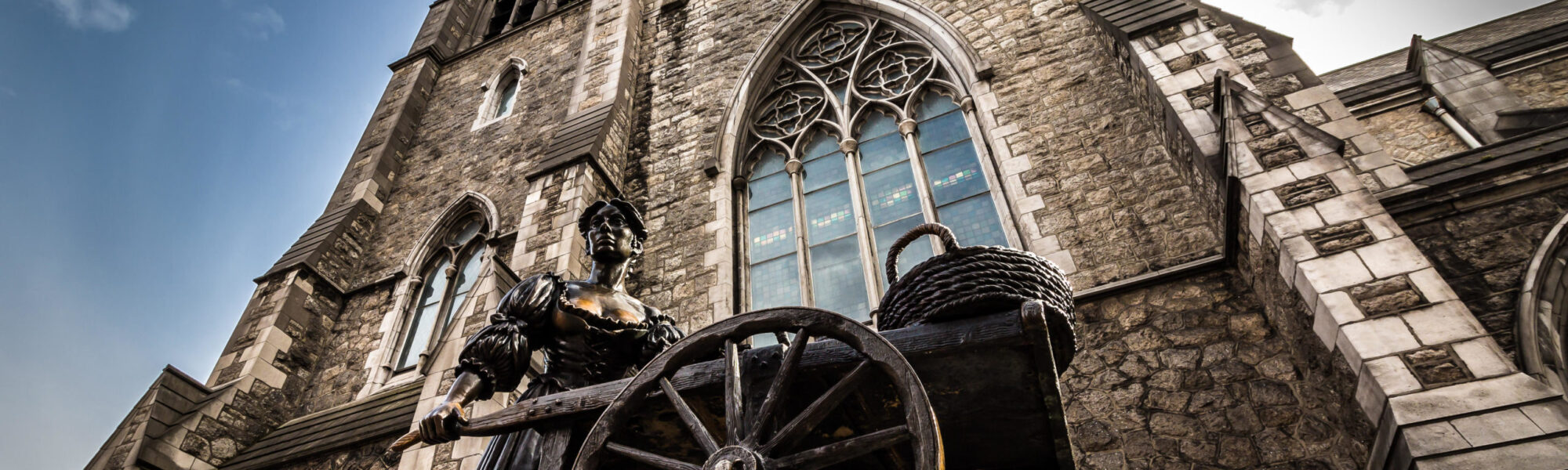 Statue of Molly Malone in Dublin - Fred Veenkamp - cc