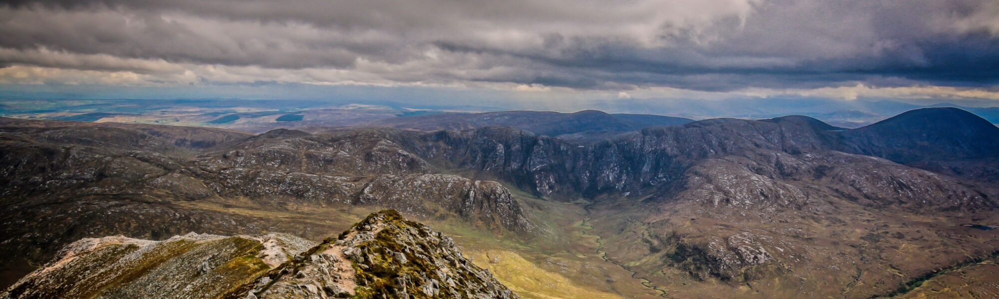 Errigal Mountain and the Poisoned Glen - © Creative Landscapes