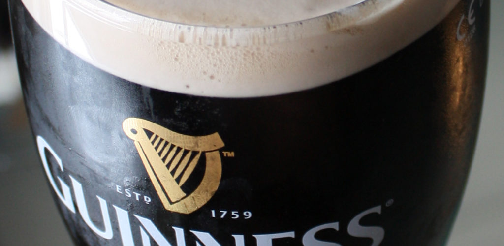 A pint of Guinness - Charlotte Marillet - cc