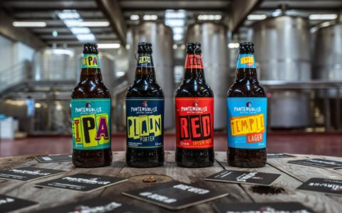 Beers from Portehouse Brewery Co. - https://porterhousebrewco.ie