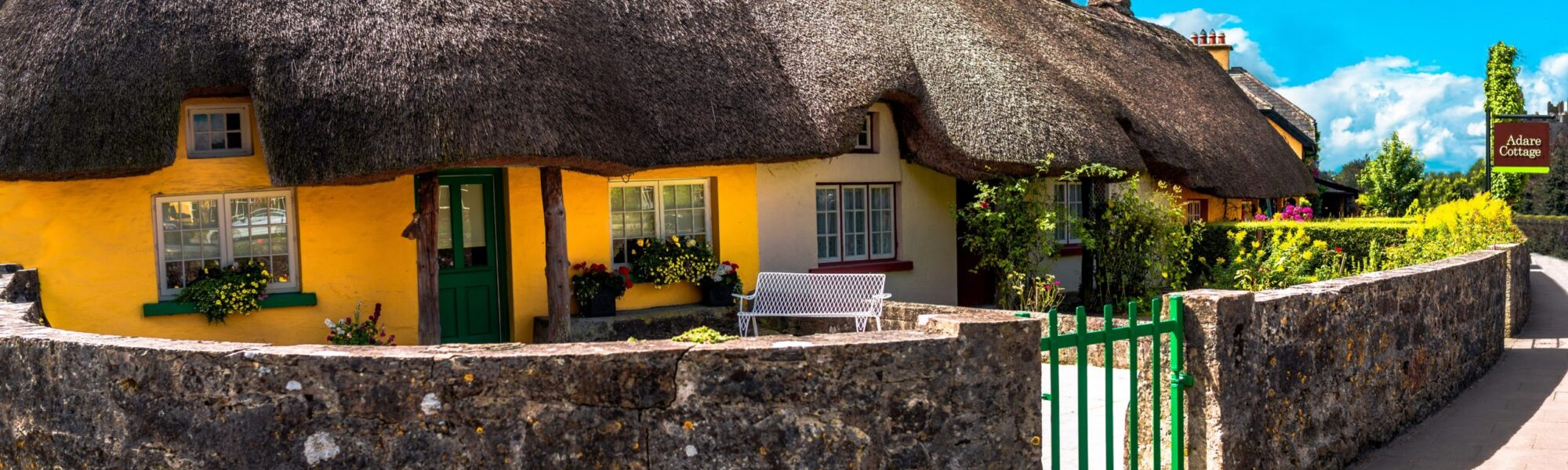 A house in Adare, Ireland - © Lyd Photography