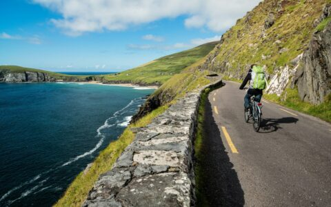 Cycling in Ireland - © Luca