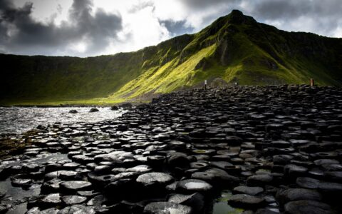 The Giant's Causeway - © Yggdrasill