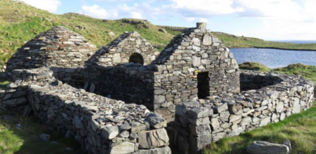 7th century monastery in High Island - myhome.ie